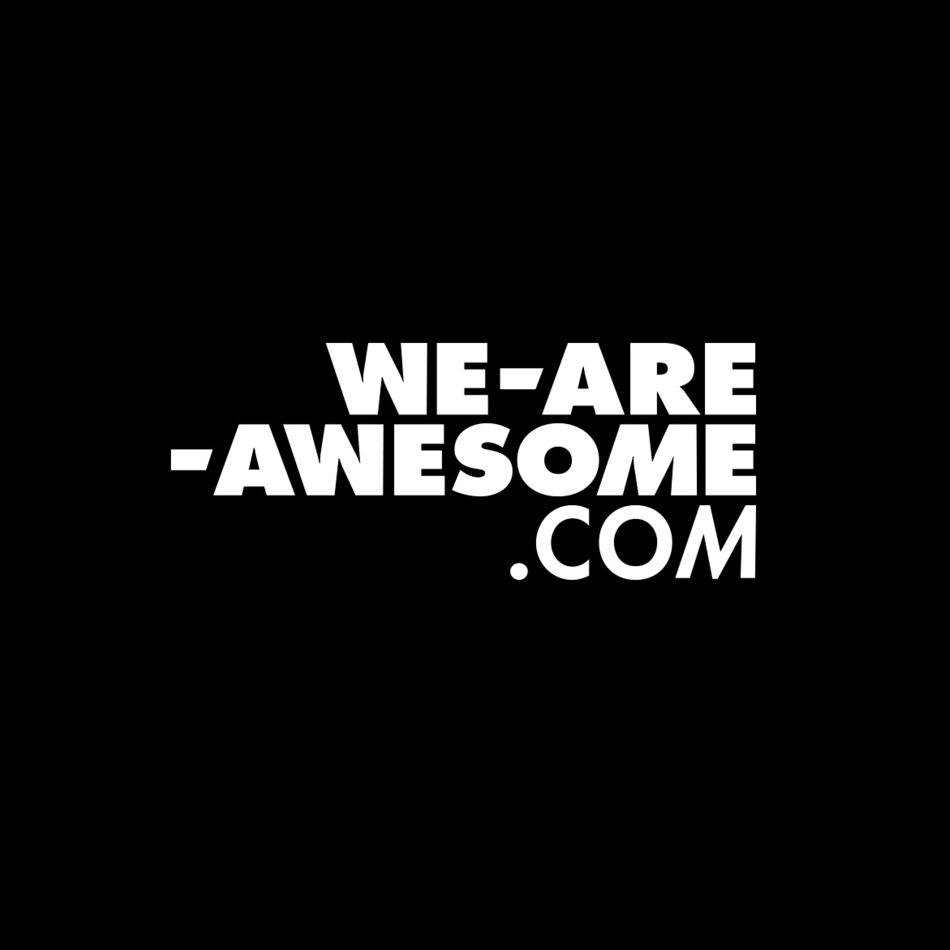 We-are-awesome